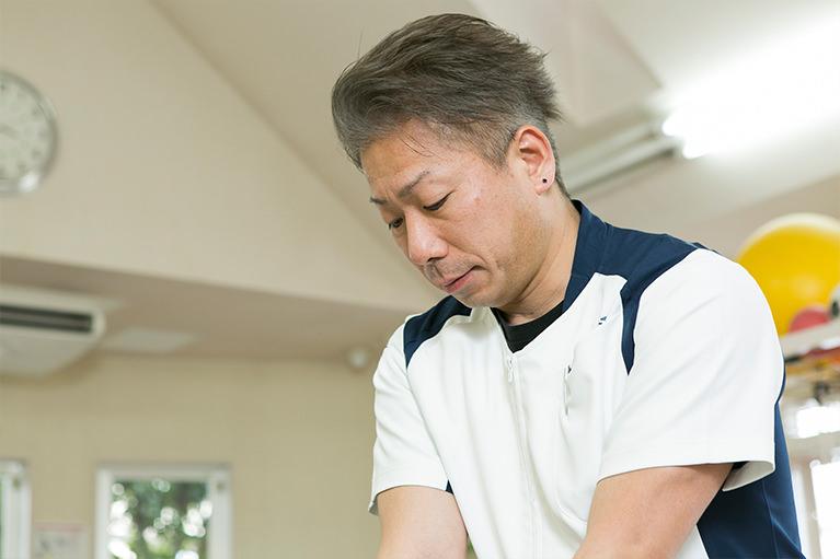 理学療法士・鍼灸マッサージ師が常駐